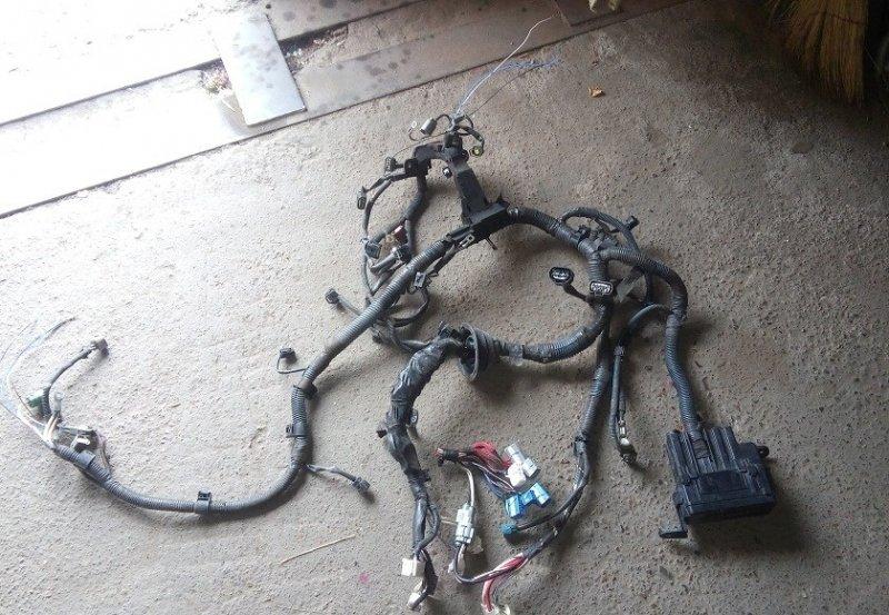 Проводка (коса) Toyota Estima ACR30 2AZFE