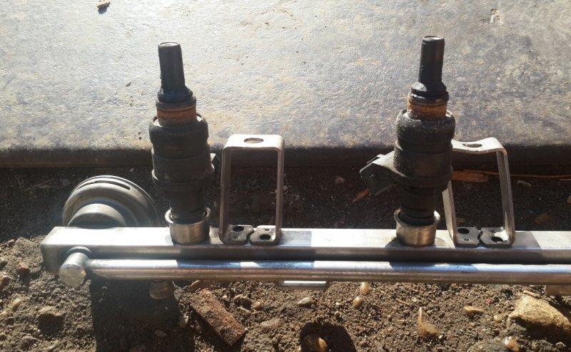 Форсунка топливная Bmw 5-Series E39 M52