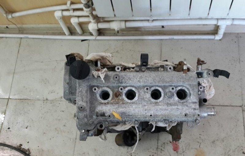 Двигатель Toyota Yaris SCP90 2SZ-FE 2008