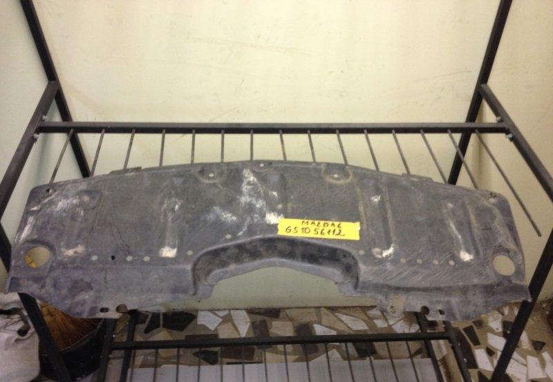 Защита двигателя Mazda 6 GH