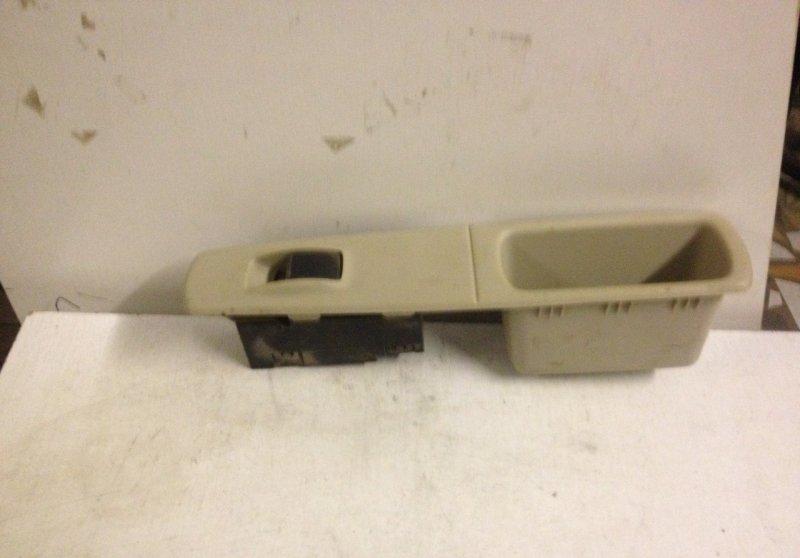Панель стеклоподъемника Mitsubishi Colt Z25A задний правый