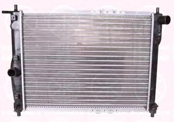 Радиатор охлаждения Chevrolet Lanos 1.4 1997