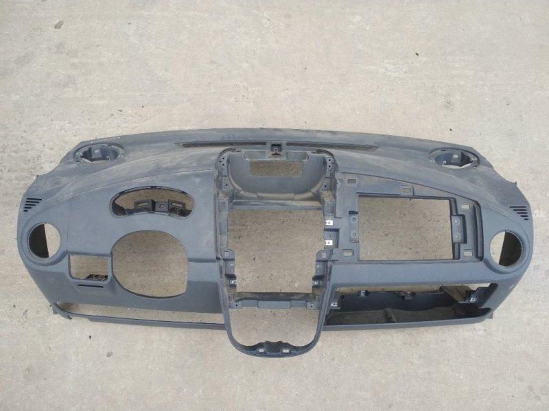 Торпеда Chevrolet Spark M200 F8CV 2008