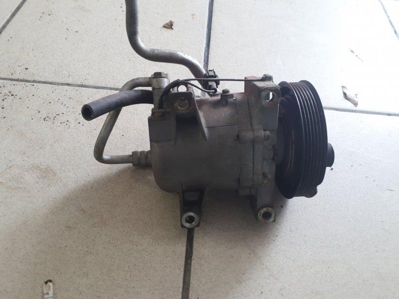 Компрессор кондиционера Nissan Bluebird ENU13 SR20DE