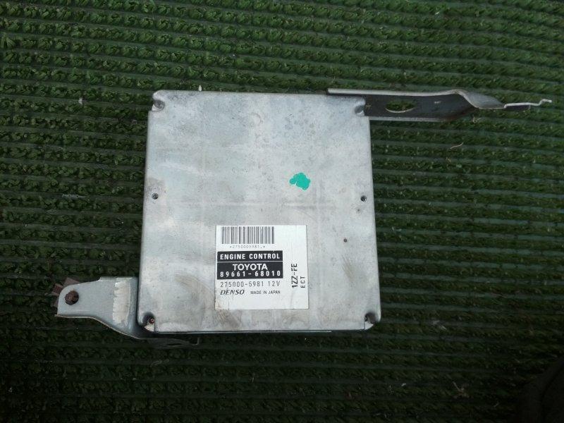 Блок управления двс Toyota Wish ZNE10 1ZZFE 2003