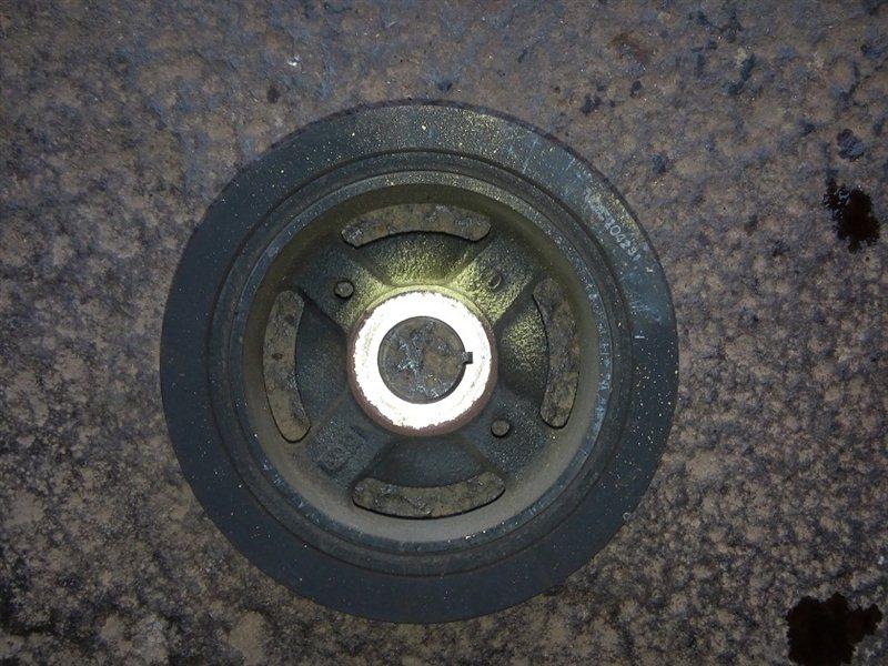 Шкив коленвала Toyota Ipsum ACM21 2AZFE 2000