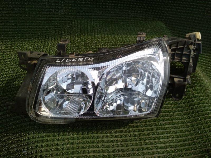 Фара Nissan Liberty PM12 1998 передняя левая