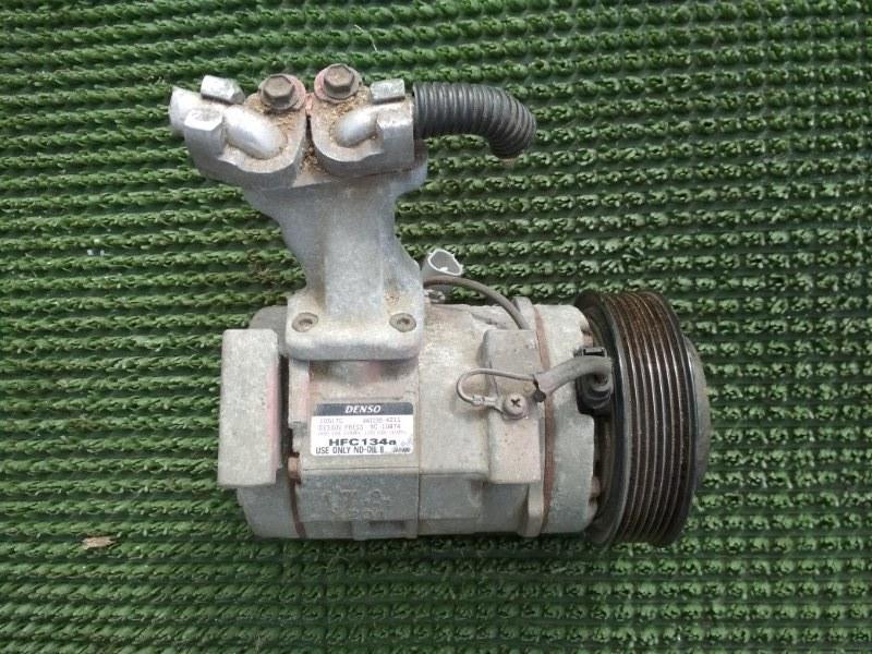 Компрессор кондиционера Toyota Ipsum ACM21 2AZFE 2001