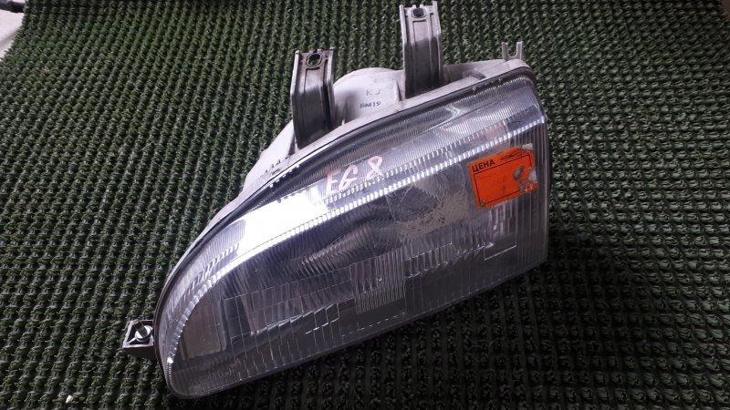 Фара Honda Civic EG3 B16A передняя левая