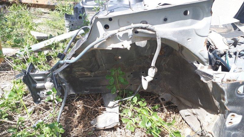 Лонжерон Toyota Yaris SCP90 2SZ-FE 2008 передний левый