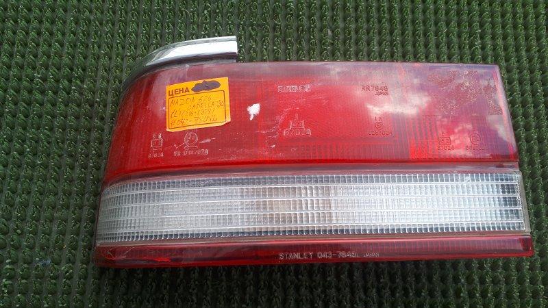 Фара Mazda 626 GD 1987 задняя левая