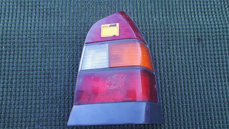 Фонарь заднего хода Nissan Primera P10E 1990 задний правый