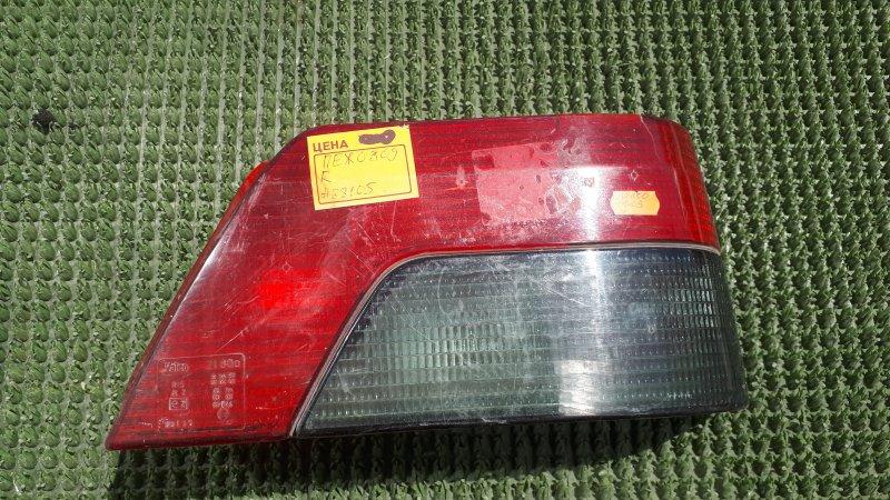 Фонарь заднего хода Peugeot 309 1.9 1985 задний правый