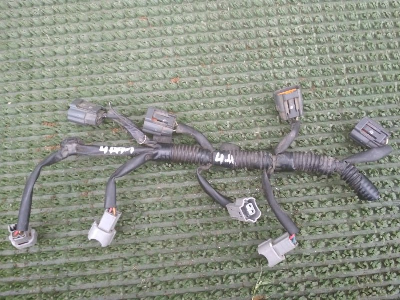 Коса двс Mitsubishi Colt Plus Z21A 4A91 2002