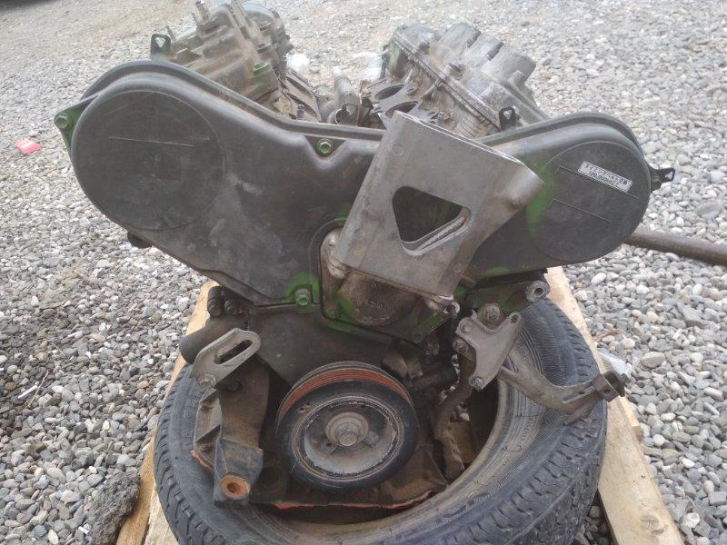 Двигатель Toyota Estima MCR30 1MZFE 1999