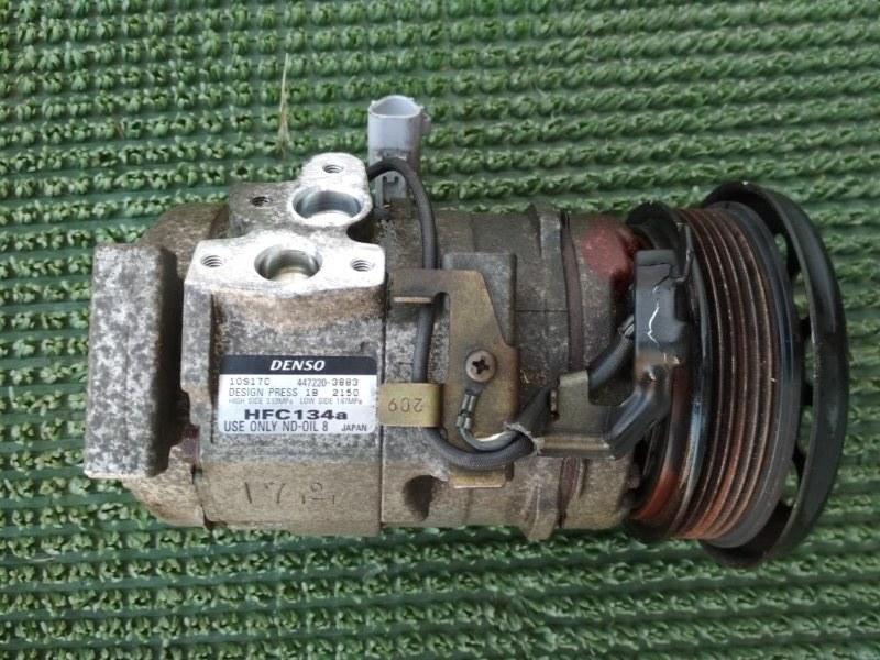 Компрессор кондиционера Toyota Estima MCR30 1MZFE 2001