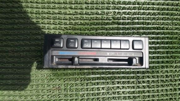 Блок управления климат-контролем Mazda Capella GFER FS-DE 2002