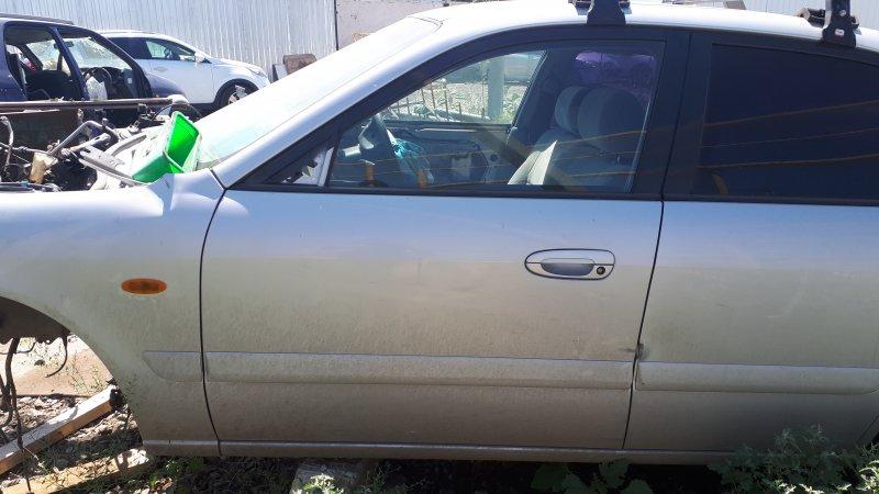 Замок двери Mazda Capella GFER FS-DE 2002 передний левый
