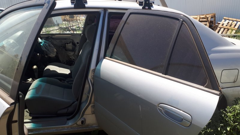 Стойка кузова средняя Mazda Capella GFER FS-DE 2002 левая