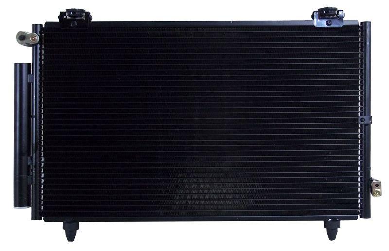 Радиатор кондиционера Toyota Corolla NZE121 1NZFE