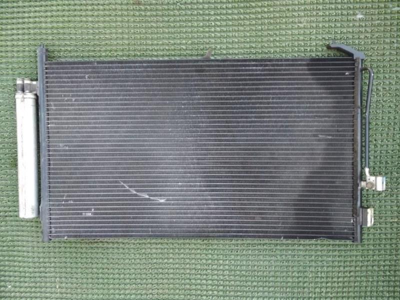 Радиатор кондиционера Subaru Forester SG5 EJ205