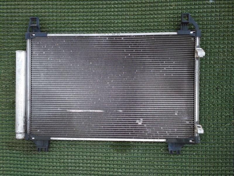 Радиатор кондиционера Toyota Vitz KSP90 1KRFE 2005