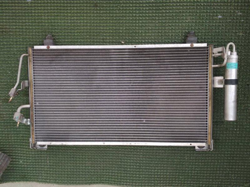 Радиатор кондиционера Mitsubishi Airtrek CU2W 4G63