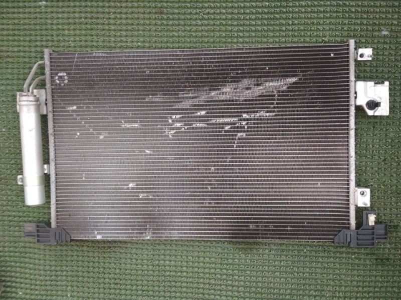 Радиатор кондиционера Mitsubishi Galant Fortis CX3A 4B10
