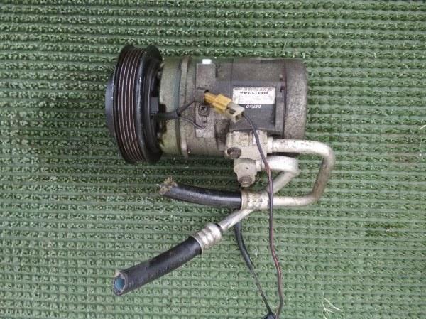 Компрессор кондиционера Mazda Mpv GYDE 1999