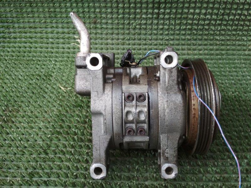 Компрессор кондиционера Nissan Sunny B14 GA15DE