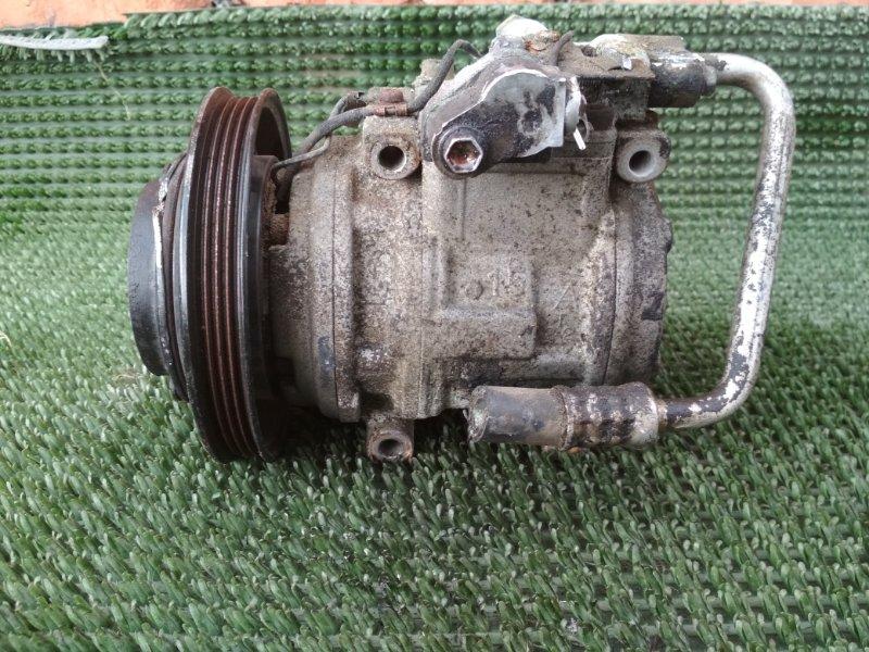 Компрессор кондиционера Toyota Caldina AT191G 5AFE