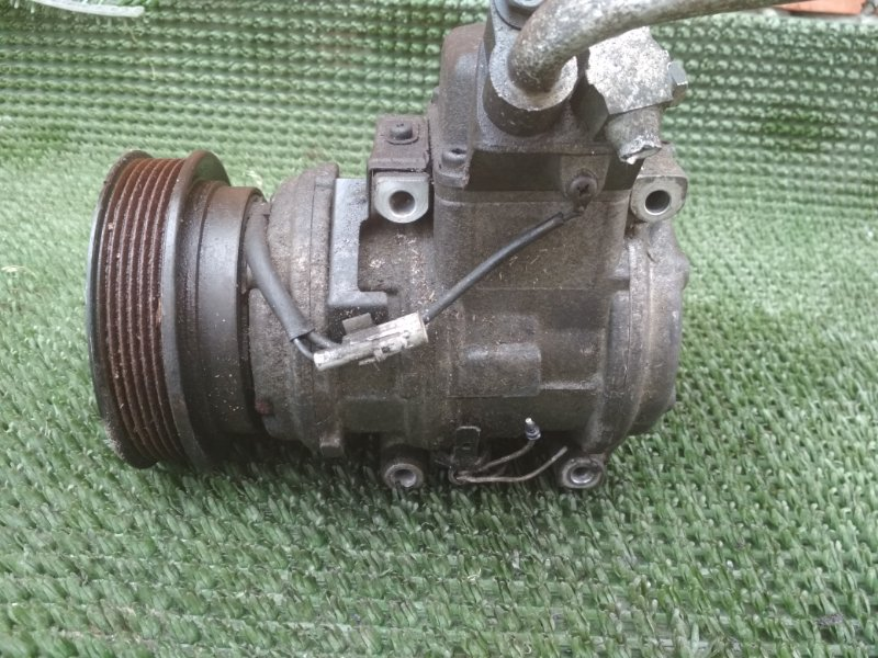 Компрессор кондиционера Toyota Windom VCV10 3VZFE