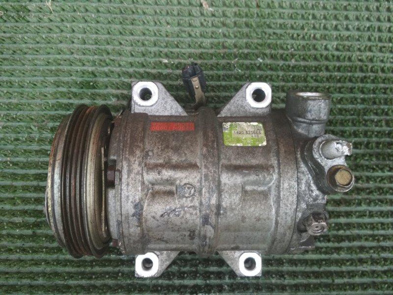 Компрессор кондиционера Nissan Presage NU30 KA24DE