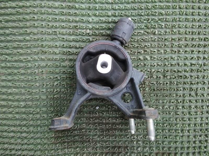Подушка двигателя Toyota Rav4 ACA31 2AZFE 2005 задняя