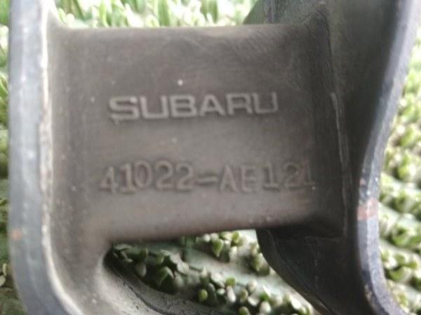 Подушка двигателя Subaru Forester SG5 EJ201 2005 задняя