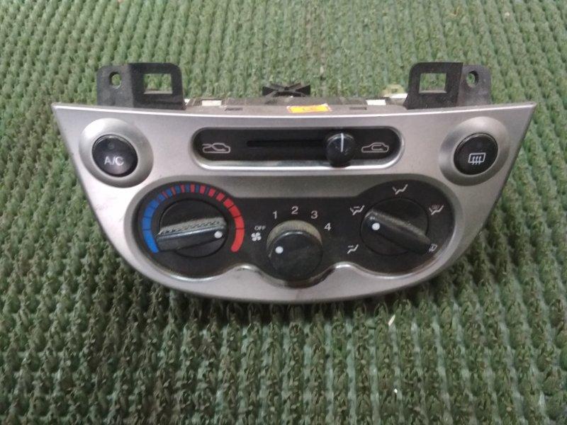 Блок управления печкой Chevrolet Spark M200 F8CV 2008