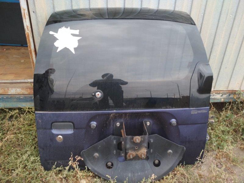 Дверь багажника Daihatsu Terios J100G HC-EJ 1997
