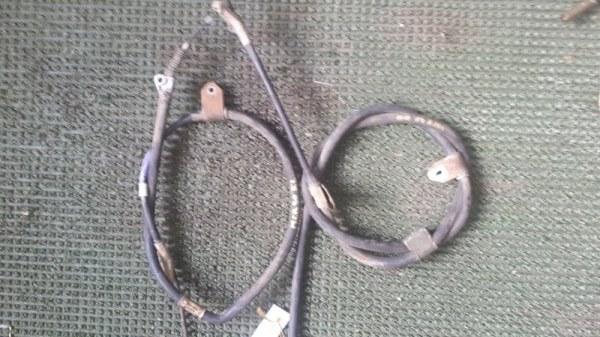 Трос ручника Toyota Estima ACR30 1MZFE задний
