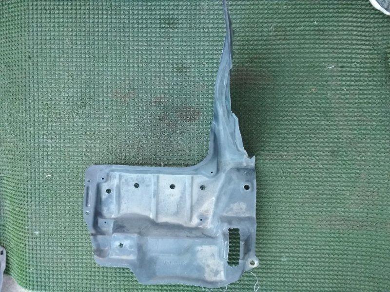 Защита двигателя Toyota Ipsum ACM21 2AZFE 2001 левая