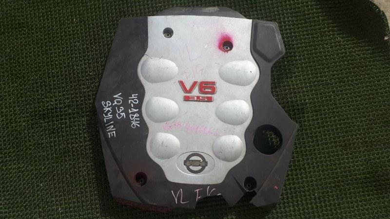 Крышка декоративная под капот Nissan Skyline PV35 VQ35DE