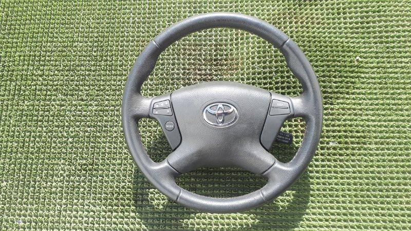 Руль Toyota Avensis AZT251 2AZ-FSE 2007