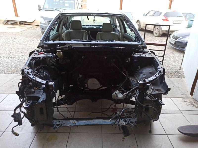 Лонжерон Toyota Avensis AZT251 2AZ-FSE 2007 передний левый