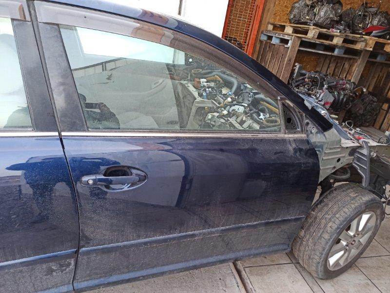 Дверь Toyota Avensis AZT251 2AZ-FSE 2007 передняя правая