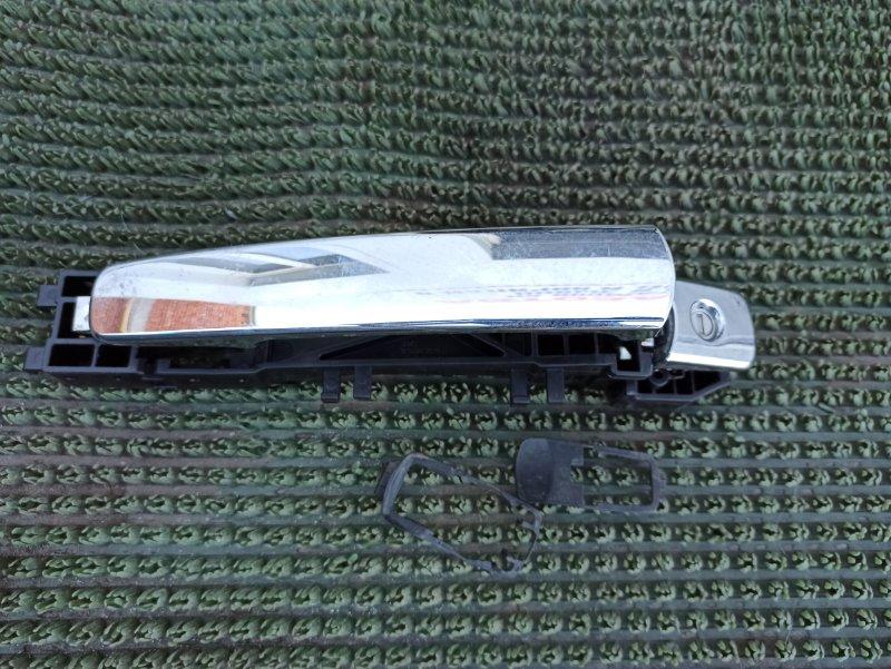 Ручка двери внешняя Nissan X-Trail T31 MR20DE 2011 передняя правая
