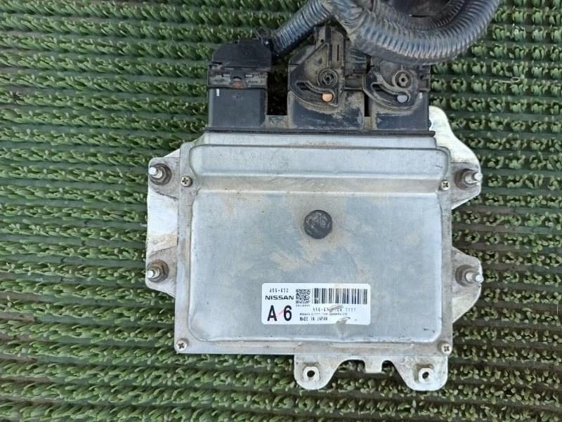 Блок управления двс Nissan X-Trail T31 MR20DE 2011