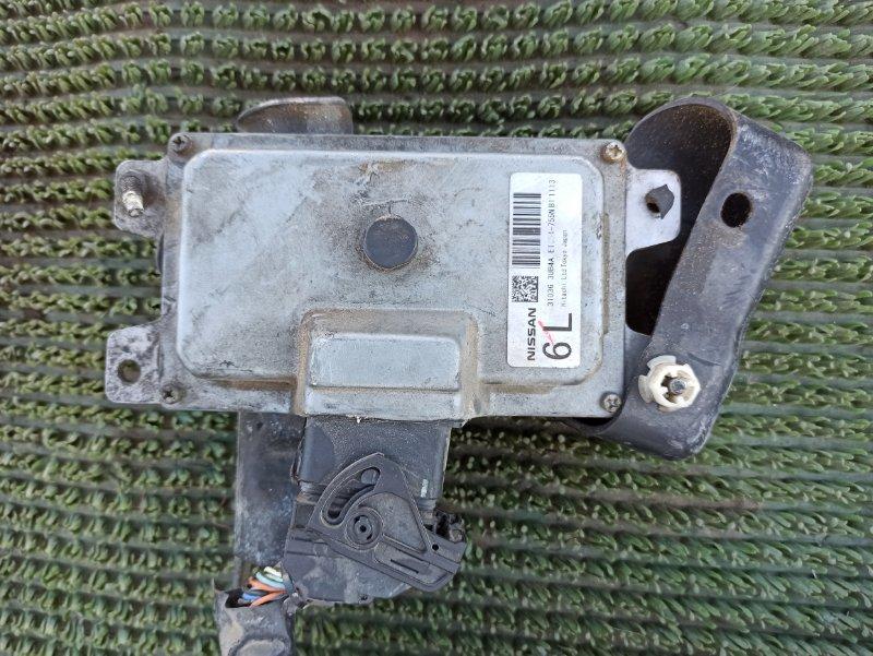 Блок управления вариатором Nissan X-Trail T31 MR20DE 2011