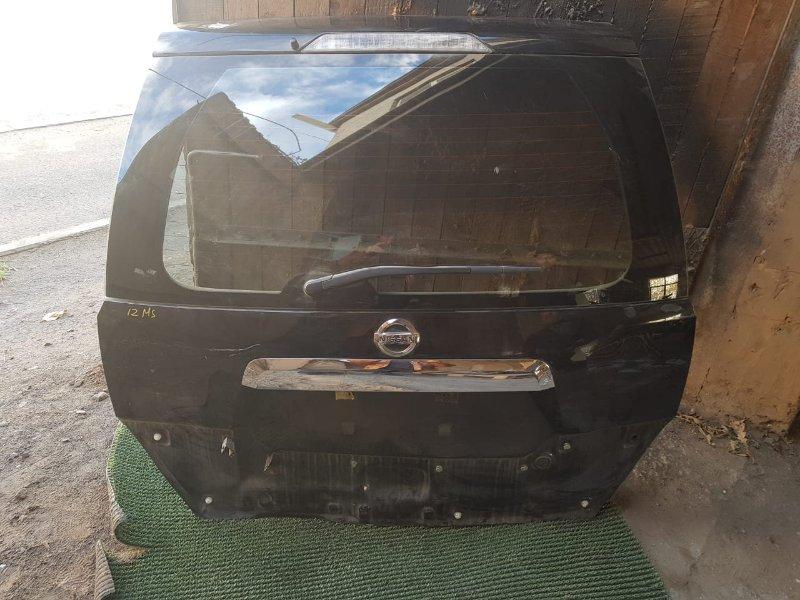 Дверь багажника Nissan X-Trail T31 MR20DE 2011
