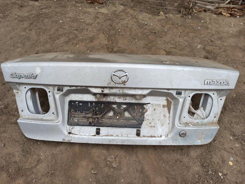 Крышка багажника Mazda Capella GFER FS-DE 2002