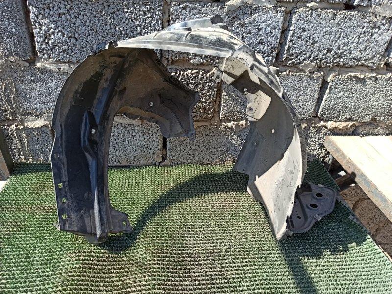 Подкрылок Nissan X-Trail T31 MR20DE 2011 передний правый