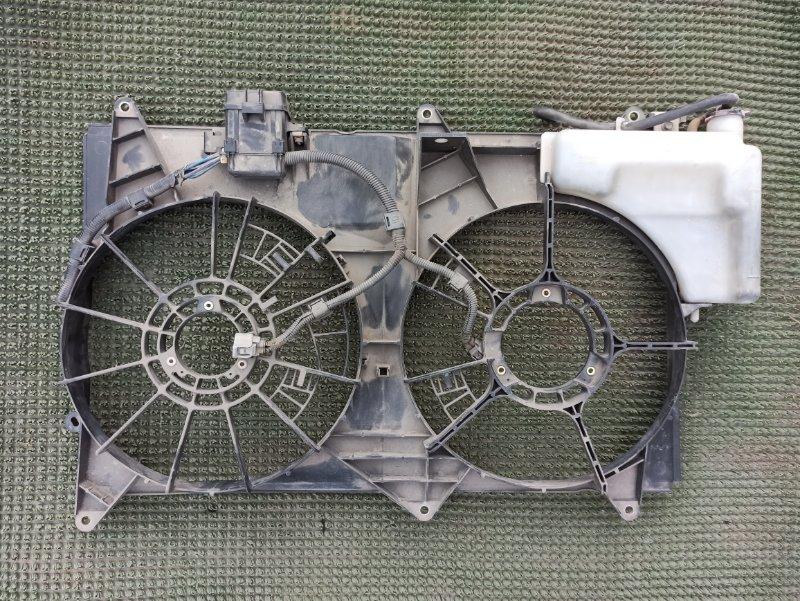 Диффузор Toyota Estima ACR30 2AZFE 2000